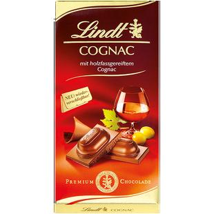 Tableta Licor Cognac 100g