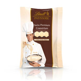 Cobertura Chocolate Blanco 500g