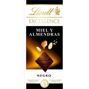 Excellence Miel y Almendras 100g