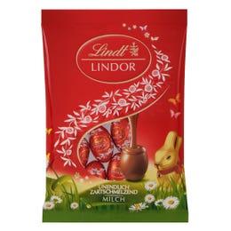 Lindor mini huevos chocolate con leche bolsa 100g