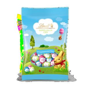 Mini huevos chocolate con leche Rabbit bolsa 100g