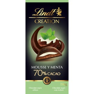Creation Mousse 70% Cacao Menta 150g