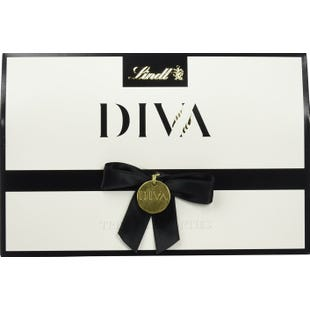 DIVA Trufas de Chocolate con Marc de Champagne 114g