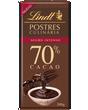 Lindt Postres 70% Cacao 200g