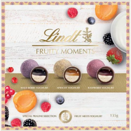 Lindt Fruity Moments 135g