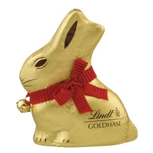 Gold Bunny Leche 100g