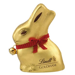Gold Bunny Leche 50g