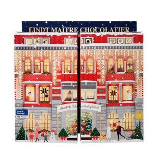 Lindt Calendario de Adviento Fábrica de Chocolate 304g