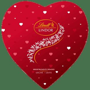 Lindor Lata Corazón 250gr