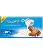 Lindt Gama Azul Leche -30% Azúcar 100g