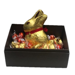 Pack Pascua Gold Bunny