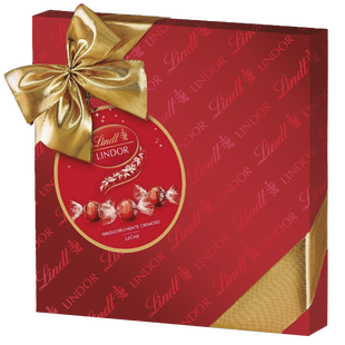 Lindor Gift Box Leche 187g